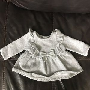 Carters Baby Girl Winter Dress 3 Months